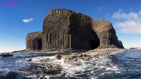 staffa music fingal s cave island of staffa scotland fingal s cave