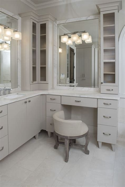 L Shaped Bathroom Vanity 17 Of 2017 S Best Vanity Stool Ideas On Pinterest Diy Stool Vanity Stools And Benches And