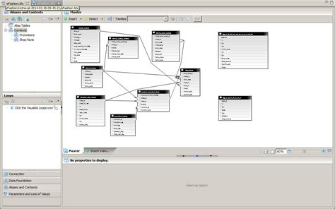 sap tutorial idt simplify contexts inside of sap businessobjects universes