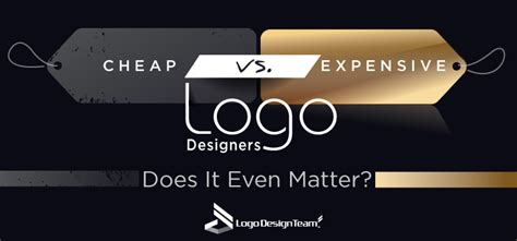 Expensive Designer Are Costing Even More by Cheap Vs Expensive Logo Designers Does It Even Matter
