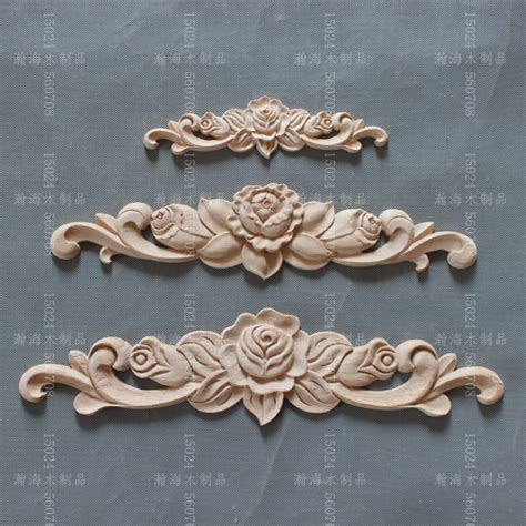 Kitchen Cabinets European Style Compare Prices On Small Wood Appliques Online Shopping