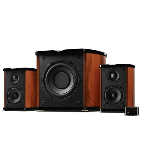 buy swans m50w 2 1 multimedia computer speakers at best price in india snapdeal