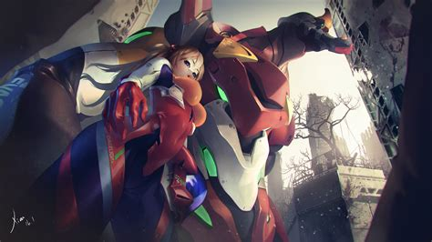anime evangelion evangelion 3 0 you can not redo hd wallpaper and