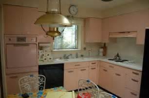 Pink Kitchen Cabinets Ge Pink Cabinets Forum Bob Vila