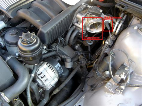 Kabel Asc Bmw E39 M52 528i Gas Geben Vom Motorraum Aus 3er Bmw E36 Forum