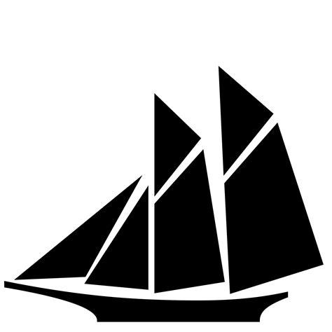 dessin bateau silhouette voilier silhouette photo stock libre public domain pictures