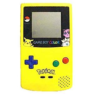 special pokemon edition nintendo game boy color system