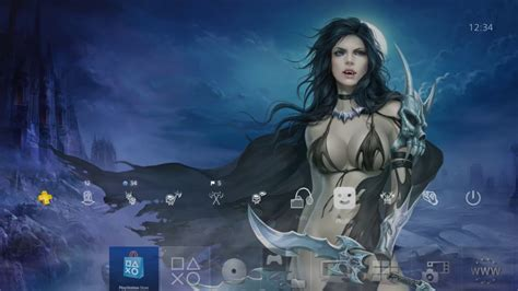 themes ps4 europe ps4 themes briks ada vire lord hd theme v2 europe