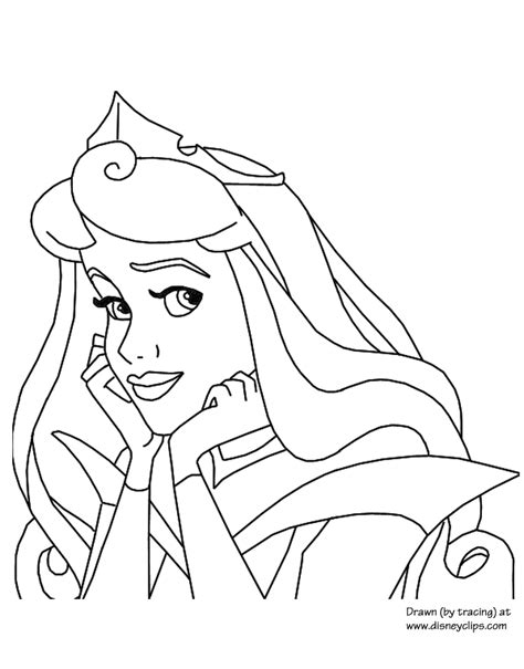 Sleeping Beauty Printable Coloring Pages Disney Coloring Princess Sleeping Coloring Pages Printable