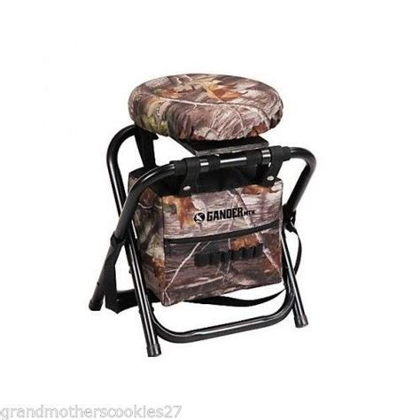 duck swivel seat small folding stool deer ducks swivel seat chair stool