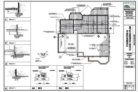 foundation layout exles exles of foundation plans image search results