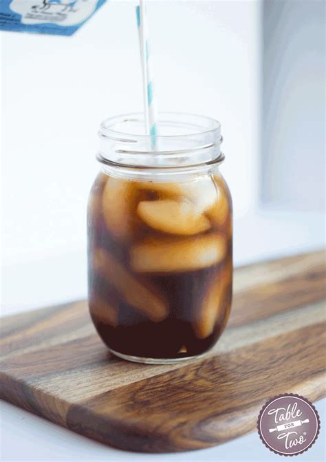how to make cold brew coffee at home table for two 174