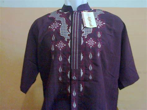 Harga Baju Merk Kenzo baju muslim pria koko terbaru 2014