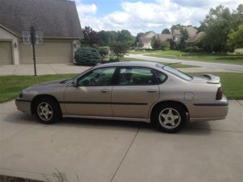 automobile air conditioning service 2002 chevrolet impala user handbook sell used 2002 gold chevrolet impala ls 105k miles all offers considered must go in powell