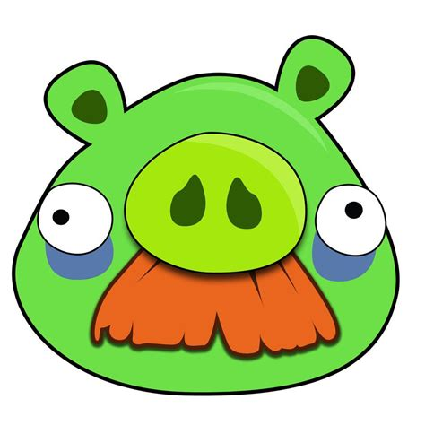 pig angry bird template search angry bird