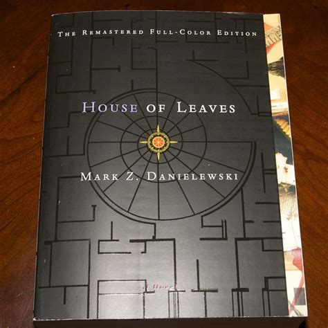 house of leaves book book house of leaves thanks secret santa secret santa 2009 redditgifts