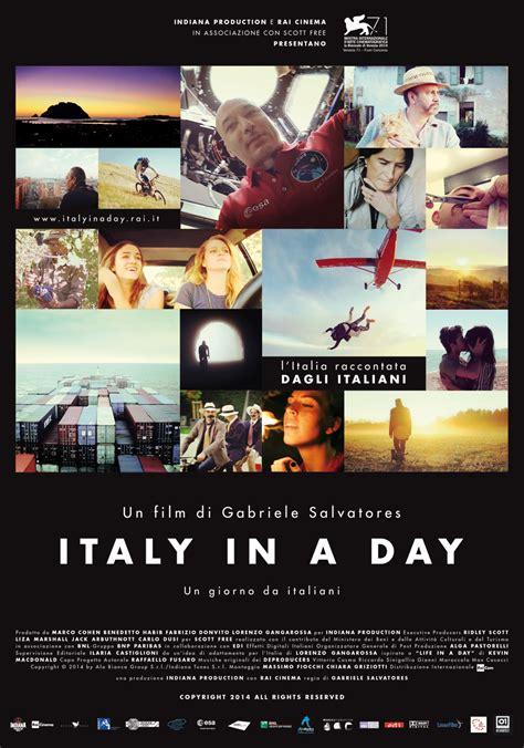 film italy italy in a day un giorno da italiani 2014 mymovies it