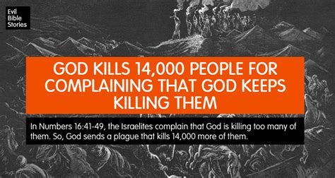 top  evil bible stories memolition