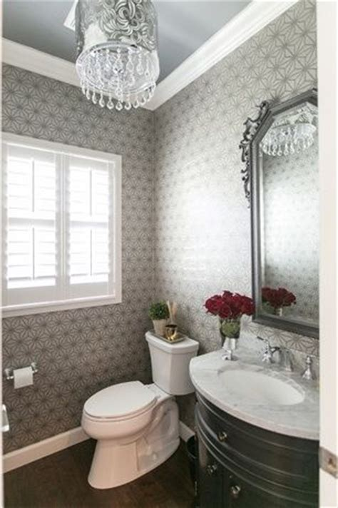 Wood Floor In Powder Room by Traditional Powder Room With Hardwood Floors Powder Room
