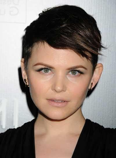 plus size but edgy hairstyles 20 best collection of edgy short hairstyles for round faces