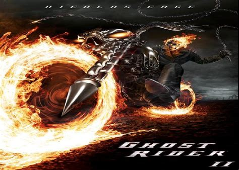 film ghost rider 4 only wallpapers ghost rider film