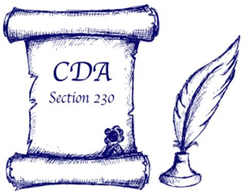 communications decency act section 230 state of the web 5 laws every internet user needs to know
