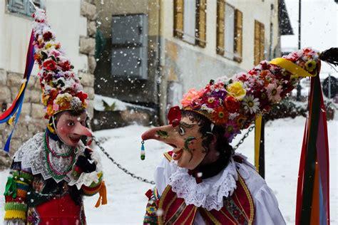 la casa della ladina carnevale ladino maschere costumi e tradizioni