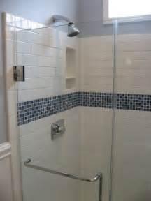 subway tile ideas 1000 images about tiled bathroom on pinterest