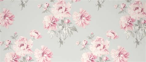 wallpaper grey floral download grey and pink floral wallpaper gallery