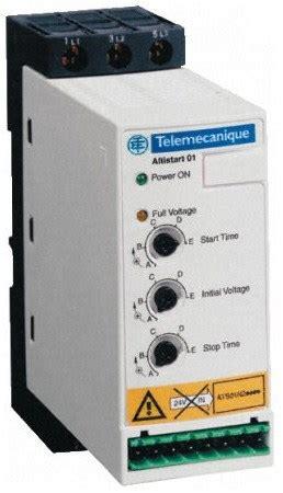 Schneider Ats01n212qn устройство плавного пуска серии altistart 01 iн 12 a