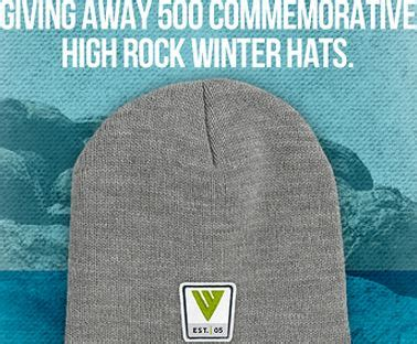 Free Hat Giveaway - free high rock winter hats giveaway sweepstakes