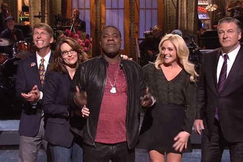 the 30 best saturday night live characters tv lists tracy morgan reunites 30 rock cast on saturday night live