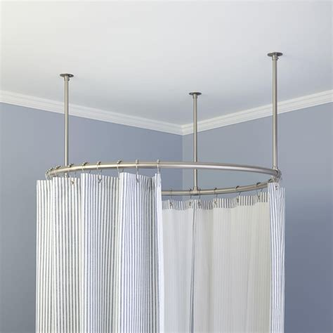 oval shower curtain rail australia oval shower curtain rod curtain menzilperde net