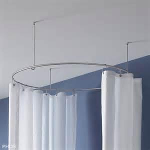 duschstange badewanne duschvorhangstange aus edelstahl cns f 252 r badewanne dusche