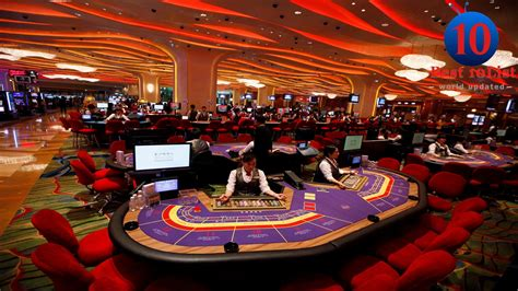 top 10 casinos in the world 2015
