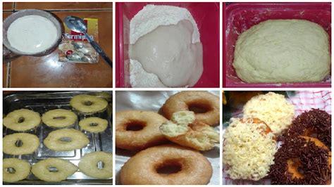 Gulaku Sachet 75 resep membuat donat kentang empuknya tahan sai 3 hari