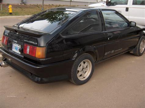 1985 Toyota Corolla Gts 1985 Toyota Corolla Pictures Cargurus