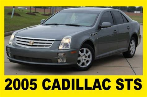 special order rubber sts buy used 2005 cadillac sts rust free tx title below