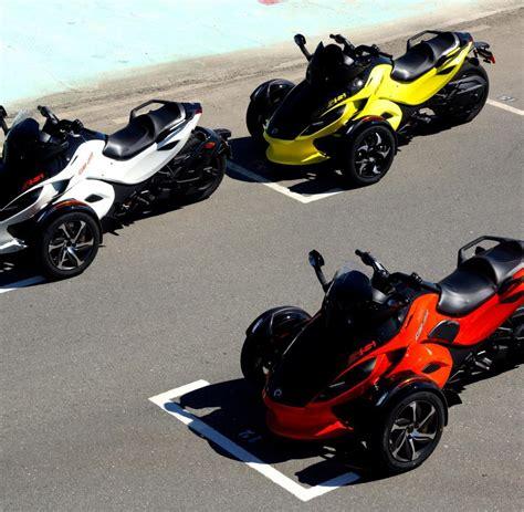 3 Rad Auto Kaufen by Can Am Spyder So Cool Kann Ein Motorrad Mit Drei R 228 Dern