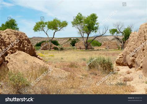 adobe ft fort selden adobe ruins stock photo 54932113 shutterstock