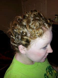 rolling up your hair in curls in preparation for an updo 1000 images about hair beauty on pinterest bobby pins