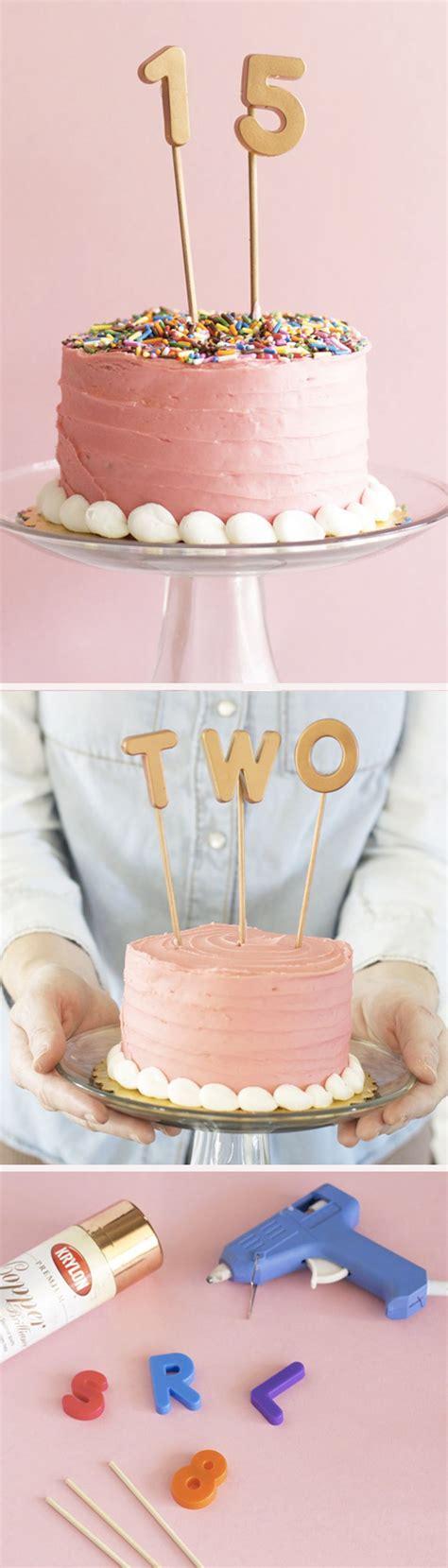 Topper Cake Special Ilustrasi make it personalized cake topper diy cake topper