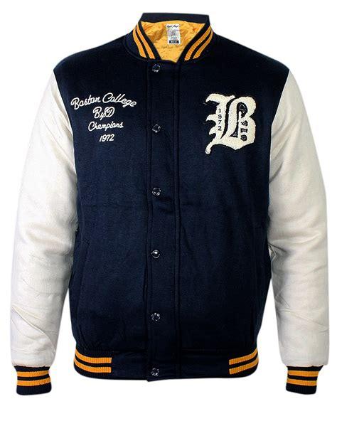 mens designer varsity jacket mens designer brave soul varsity jacket fleece baseball
