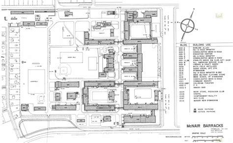 motor pool floor plan ww2 barracks plans