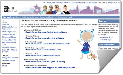Nursery Or Childminder by Home Page The North Hull