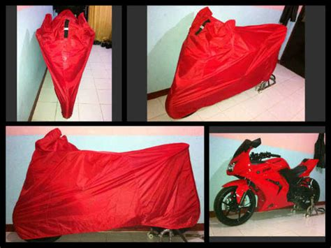 Cover Mantroll Mobil Honda City Biru Abu accessoris part apparel motor mobil