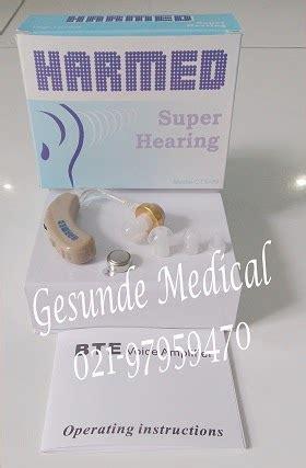 Harmed Hearing Model Cts 99 alat kesehatan grosir abd harmed cts 99 bte hearing aid