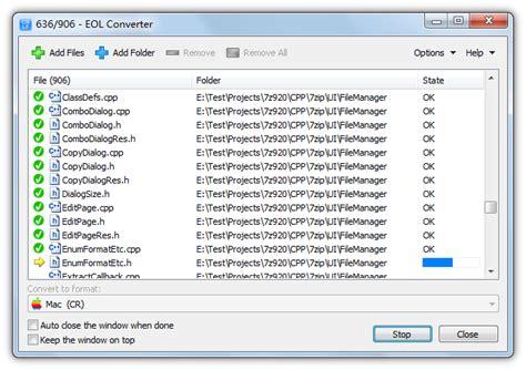 File Format Converter Unix To Windows | convert windows unix text file software free download