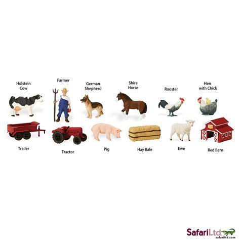Safari Ltd Toobs safari ltd review and giveaway 5 toobs farm horses