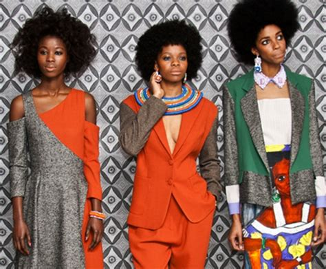 african american hair show photos vogue italia shows love to natural hair models eurweb